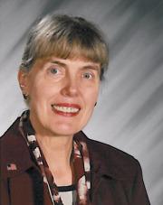 Photo of Patricia Draper