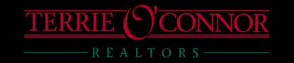 Terrie O'Connor Realtors Logo